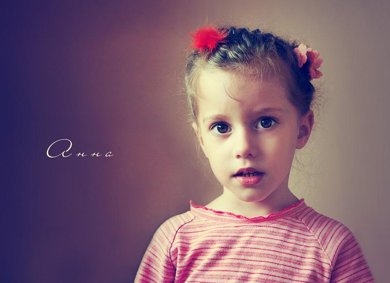 фото растет девочка