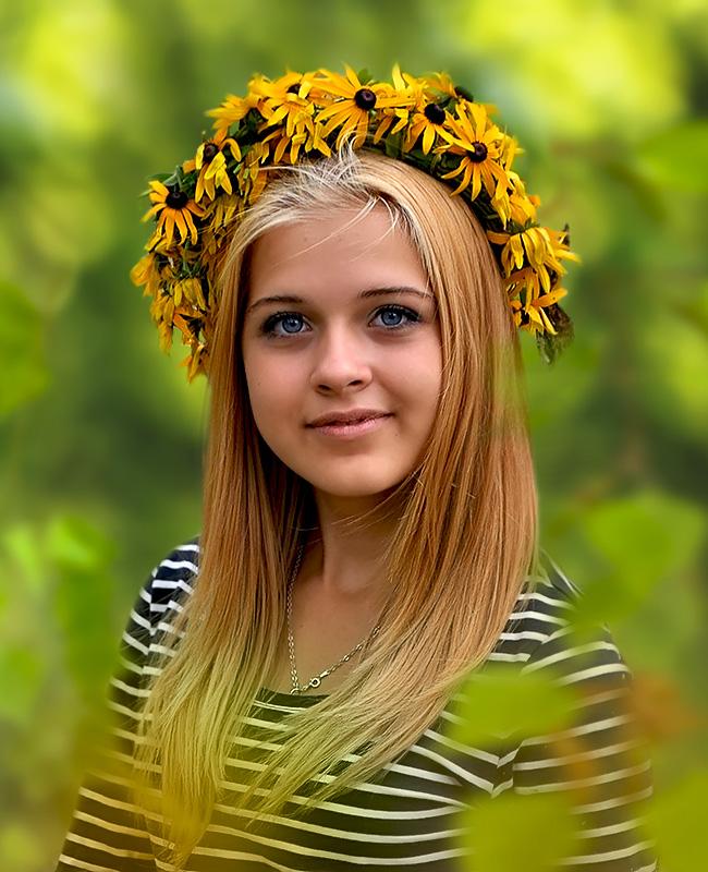 Фотоклуб «ZOOOM» Галерея Портрет - Фото: «Украиночка»