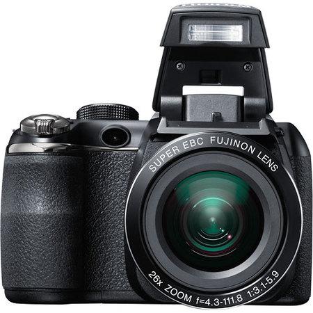 Сравнительный обзор и тест четырех фотоаппаратов – Canon PowerShot A1300, Fujifilm FinePix JZ250, Nikon COOLPIX L26 и Pentax Optio LS465.