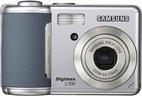 Барахолка - разное - продам фотоаппарат samsung digimax s600
