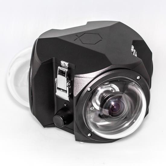 Камера Boxfish 360 ориентирована на создателей контента виртуальной реальности