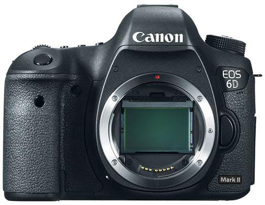 Canon EOS 6D Mark II приписывают скорый дебют