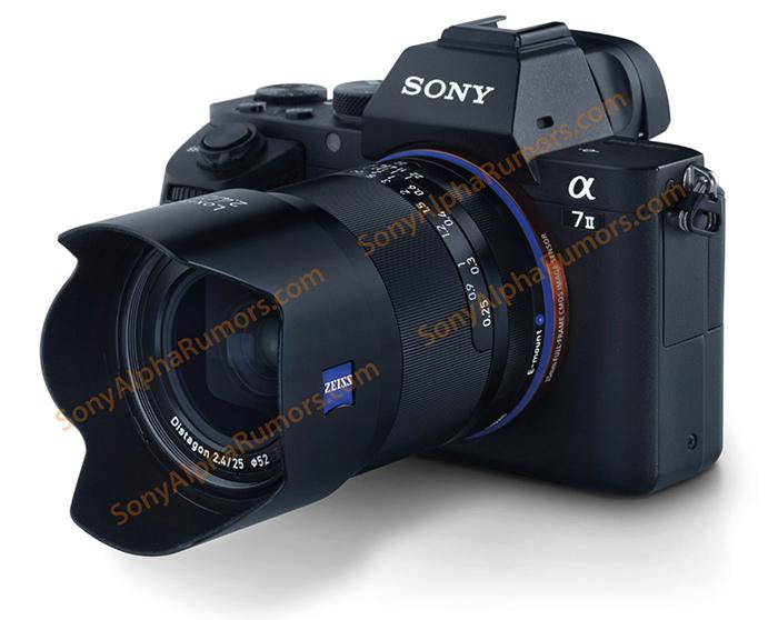 Анонс объектива Zeiss Loxia 25mm f/2.4 ожидается в ближайшие дни