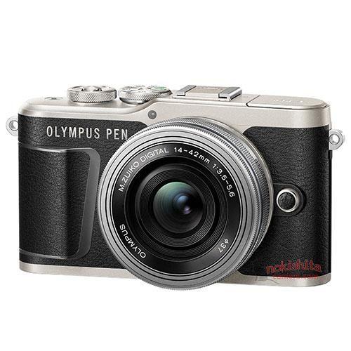 При габаритах 117 × 68 × 39 мм камера Olympus Pen E-PL9 будет весить 380 г