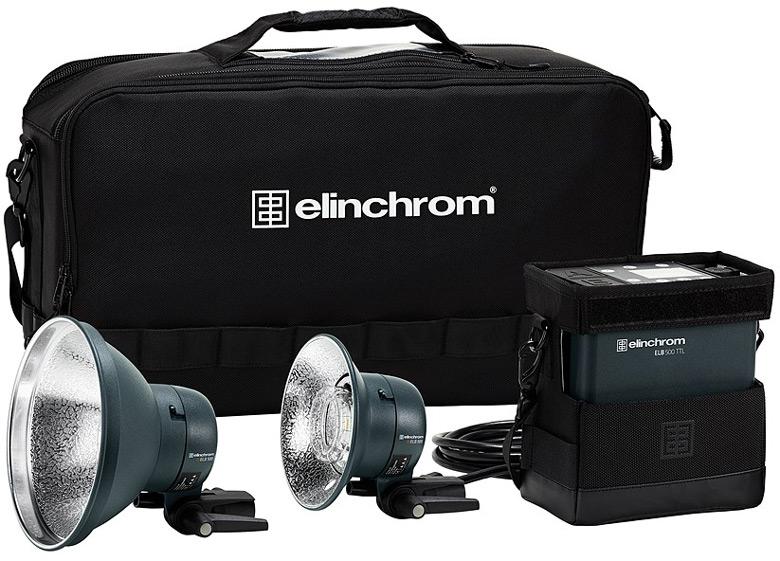 Производитель называет Elinchrom ELB 500 TTL самой мощной портативной системой освещения с поддержкой TTL