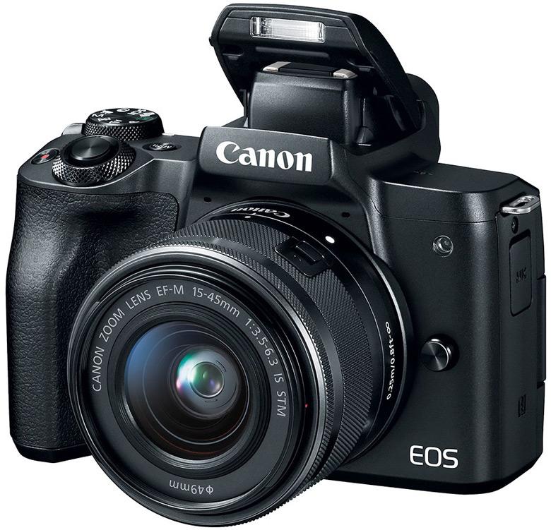 Беззеркальная камера Canon EOS M50