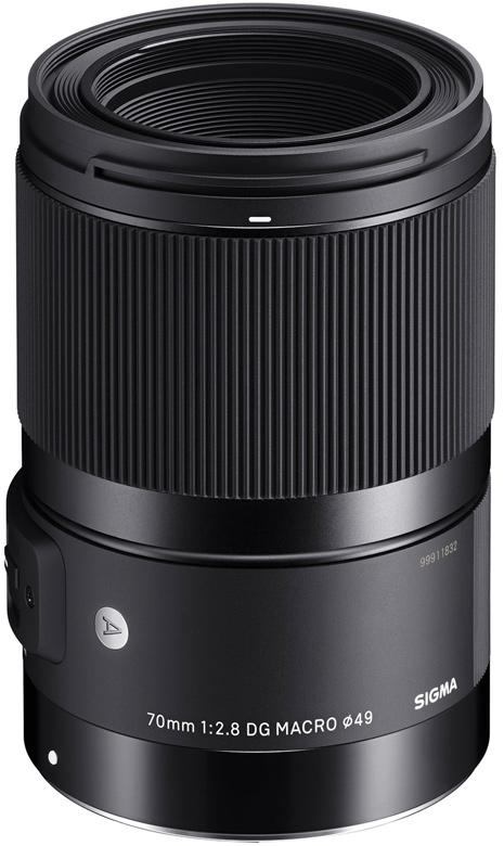 Sigma 70mm f/2.8 DG Macro | Art