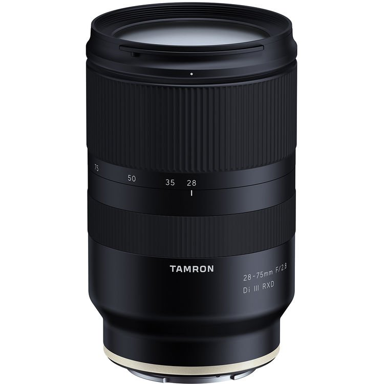 Проблема с фокусировкой объектива Tamron 28-75mm F/2.8 Di III RXD (Model A036) признана производителем