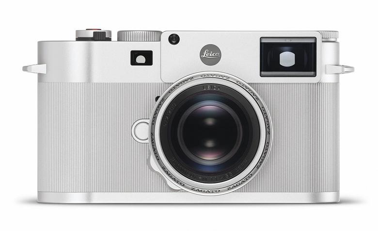 Представлена камера Leica M10 Edition Zagato и часы Leica L1 и L2