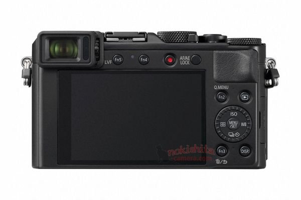 Появились первые фотографии камеры Panasonic Lumix DMC-LX100II
